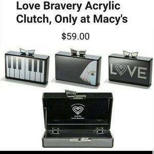Love Bravery Clutch